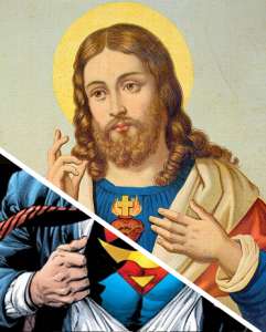 Jesus-vs-Superman 2